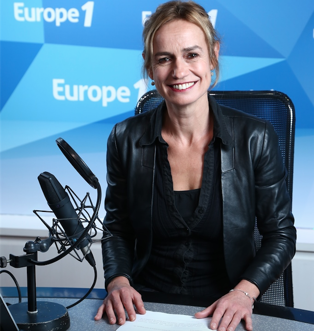 Sandrine Bonnaire ce soir sur Europe 1 © Wladimir Simitch - Capa Pictures