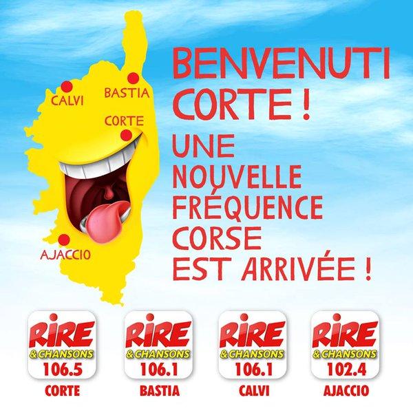 Rire & Chansons se renforce en Corse