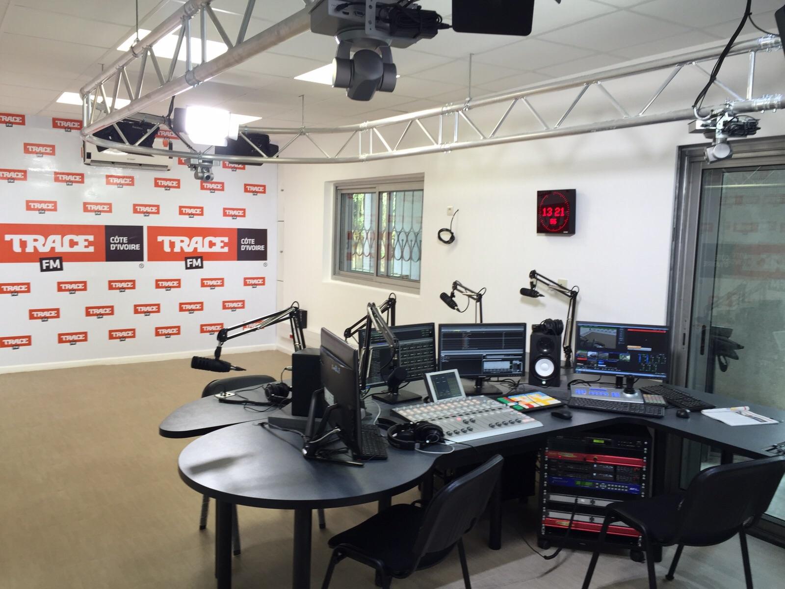 Trace lance sa première radio africaine : Trace FM