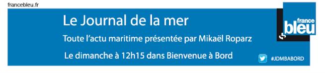 """""""Bienvenue à bord"""" sur France Bleu !"""