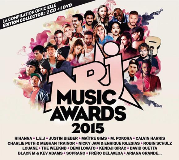 Succès de la compilation des NRJ Music Awards
