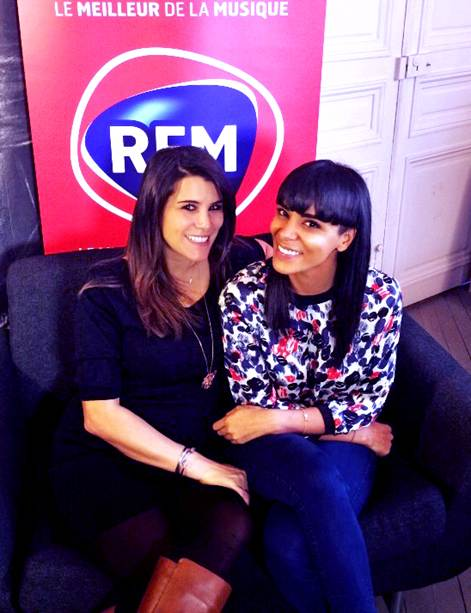 ce dimanche karine ferri re oit shy 39 m sur rfm. Black Bedroom Furniture Sets. Home Design Ideas