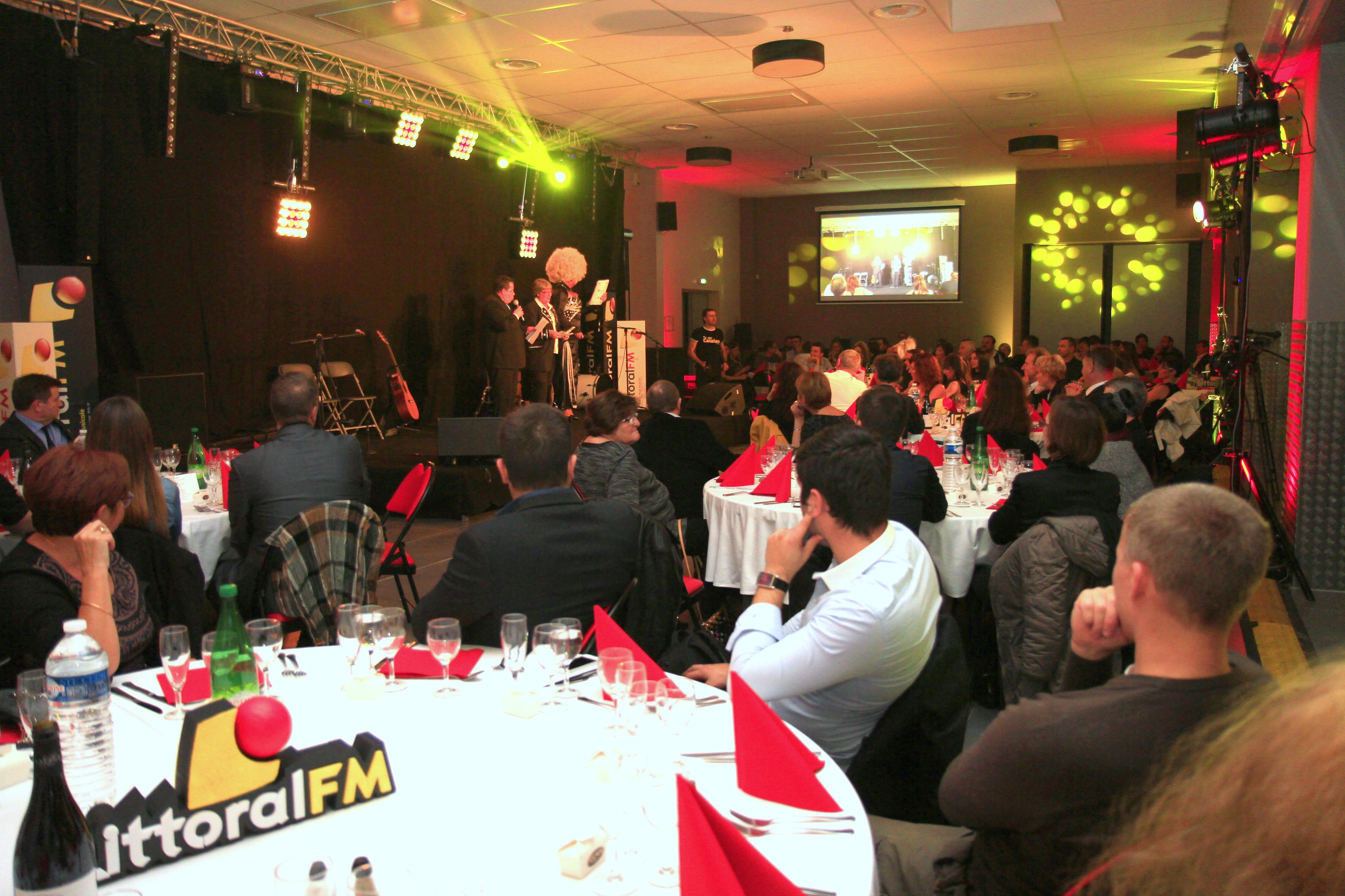 Littoral FM célèbre Noël avant l'heure