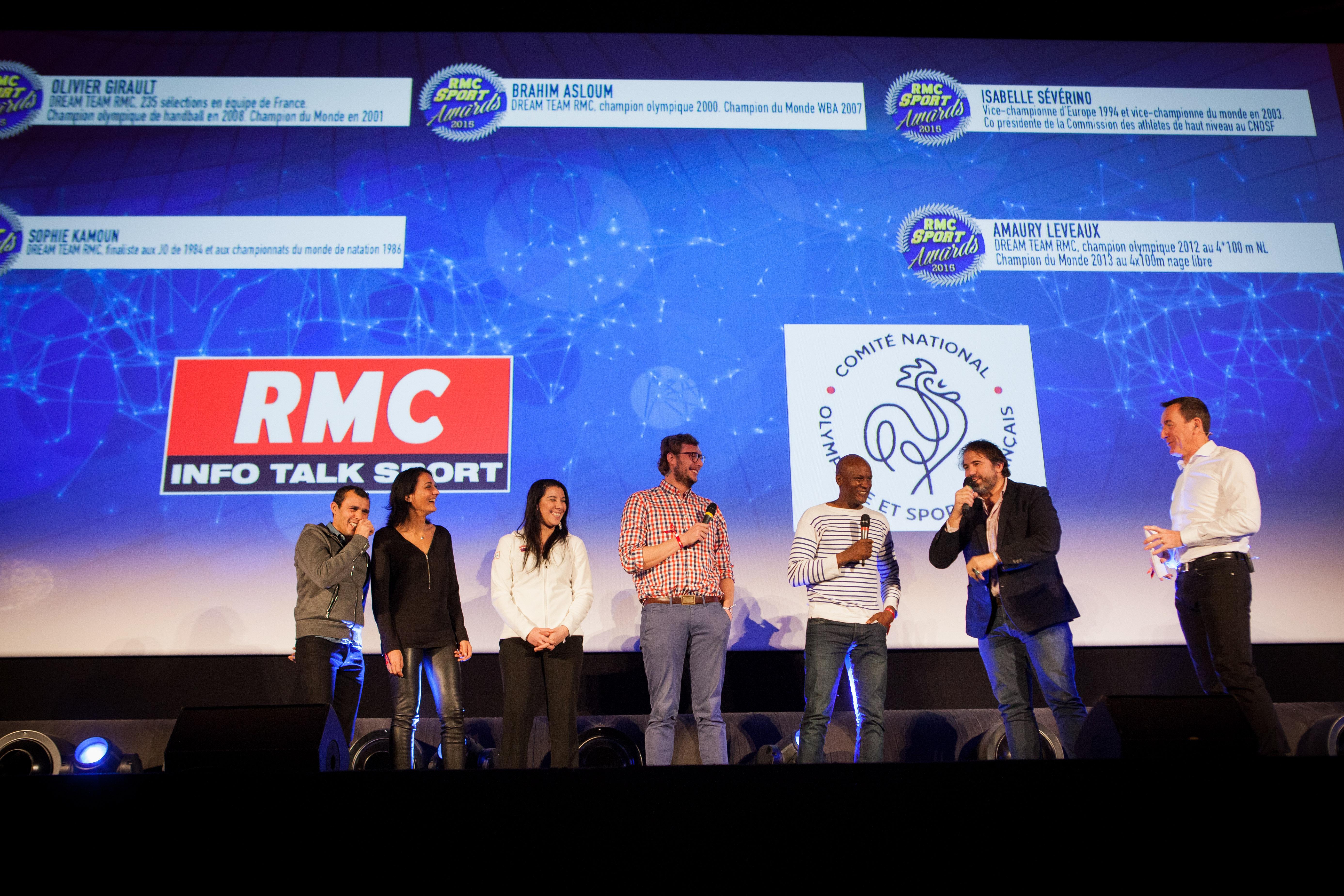 RMC Sport Games : le palmarès