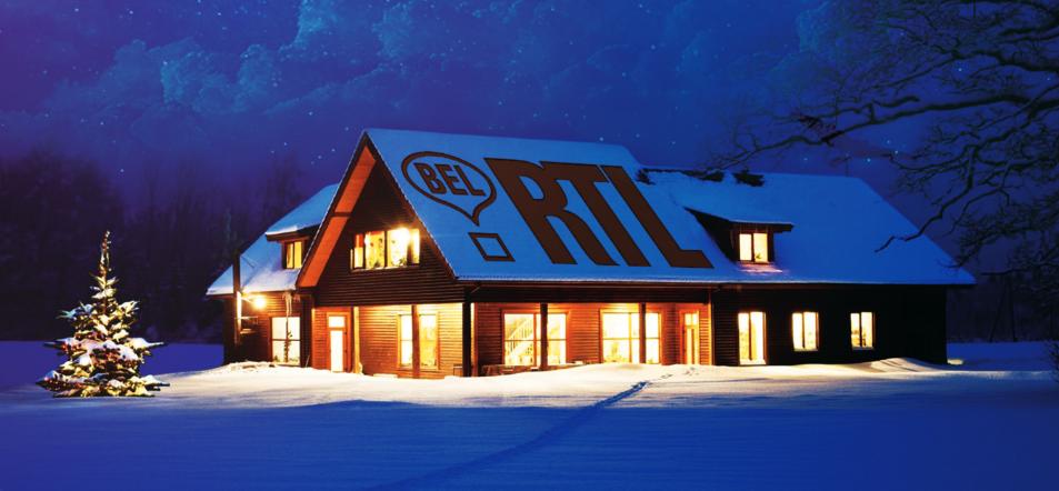 Une grille de Noël sur Bel RTL