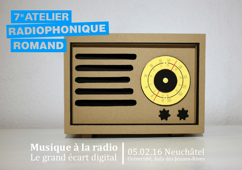 Musique à la radio : le grand écart digital