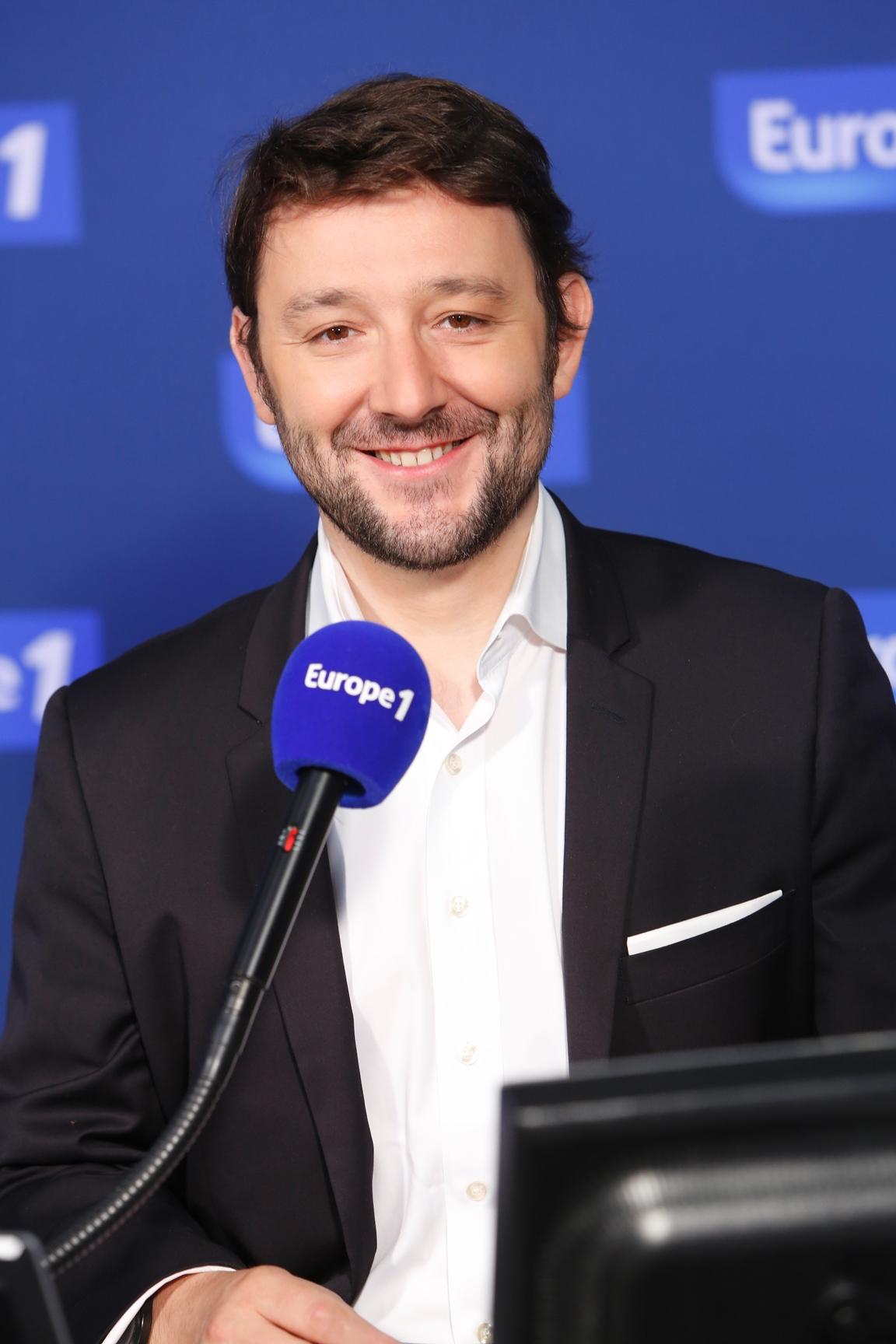Antonin André rejoint la matinale d'Europe 1 © Marie Etchegoyen - Capa