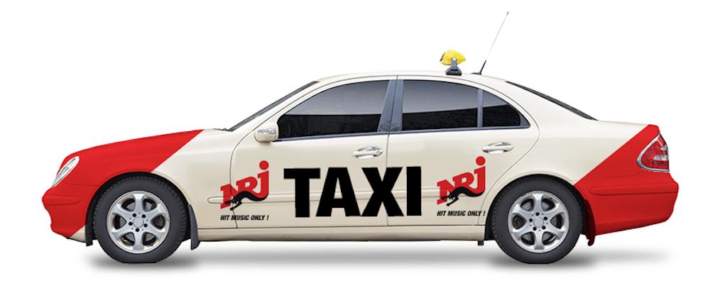 NRJ Belgique paye le taxi aux auditeurs