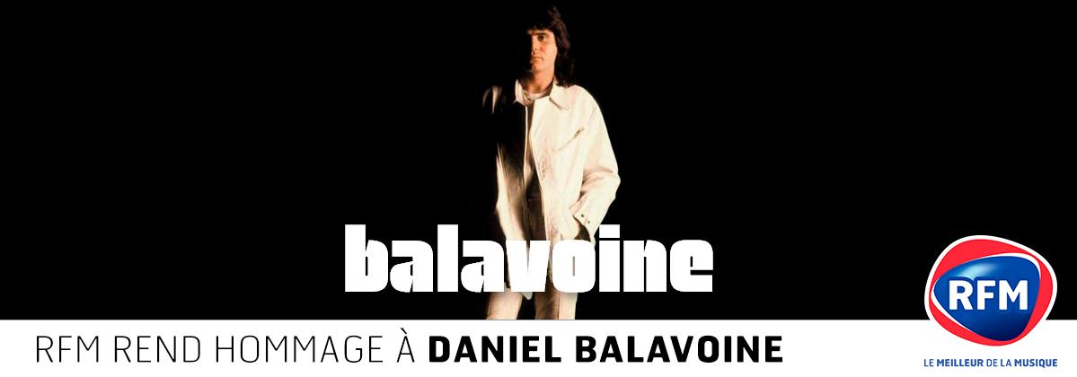 RFM rend hommage à Daniel Balavoine