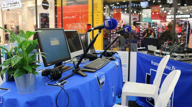 L'atelier radio de France Bleu Bourgogne © Radio France - Stéphanie Quénon