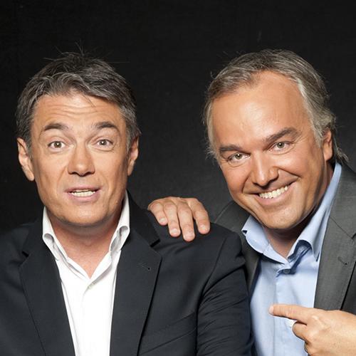 """Le 8 février, suite aux délibérations, la nouvelle """"Grande Gueule"""" sera dévoilée en direct par Alain Marschall et Olivier Truchot"""