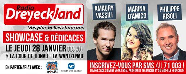 Ce concert, proposé le 28 janvier par l'équipe de Radio Dreyeckland, sera suivi d'une séance de dédicaces