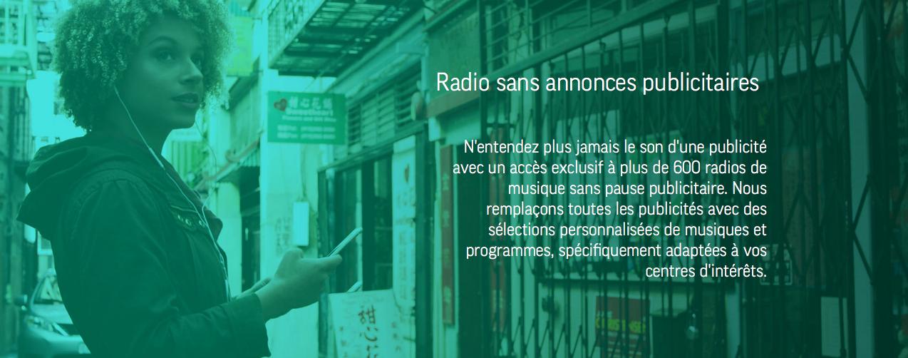 Une radio sans pub ? Vous en rêviez, TuneIn l'a fait