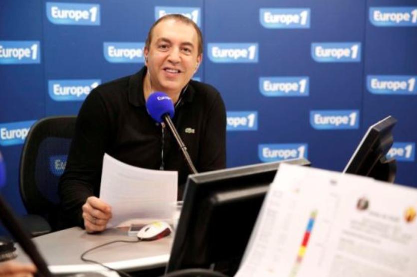 """Morandini : """"je suis très heureux sur Europe 1"""""""
