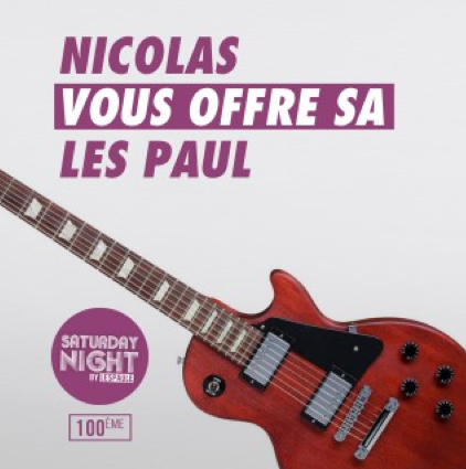 "La 100e de ""Saturday Night By Lespaule"""