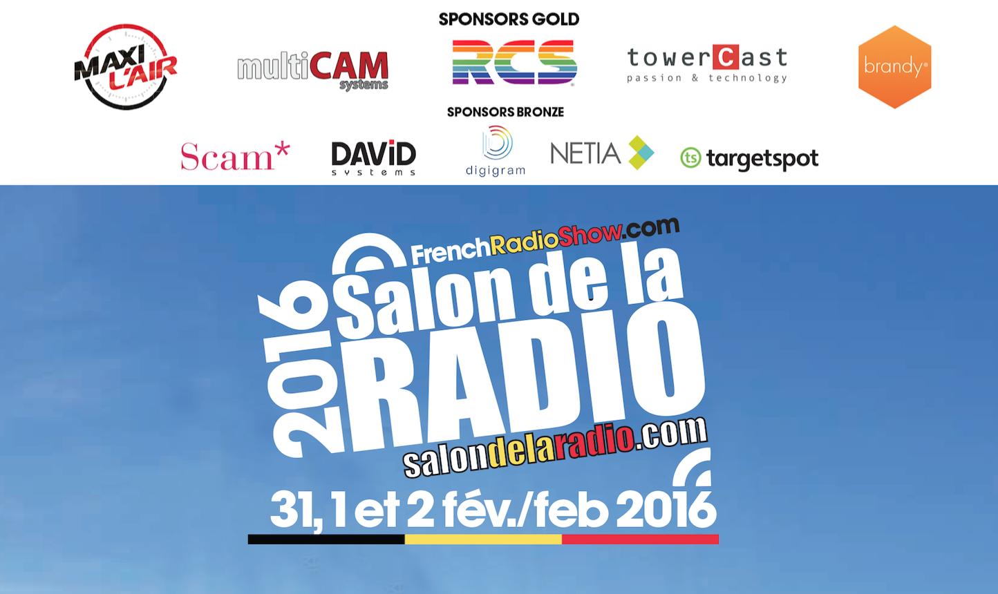 Salon de la Radio : jour J moins 7