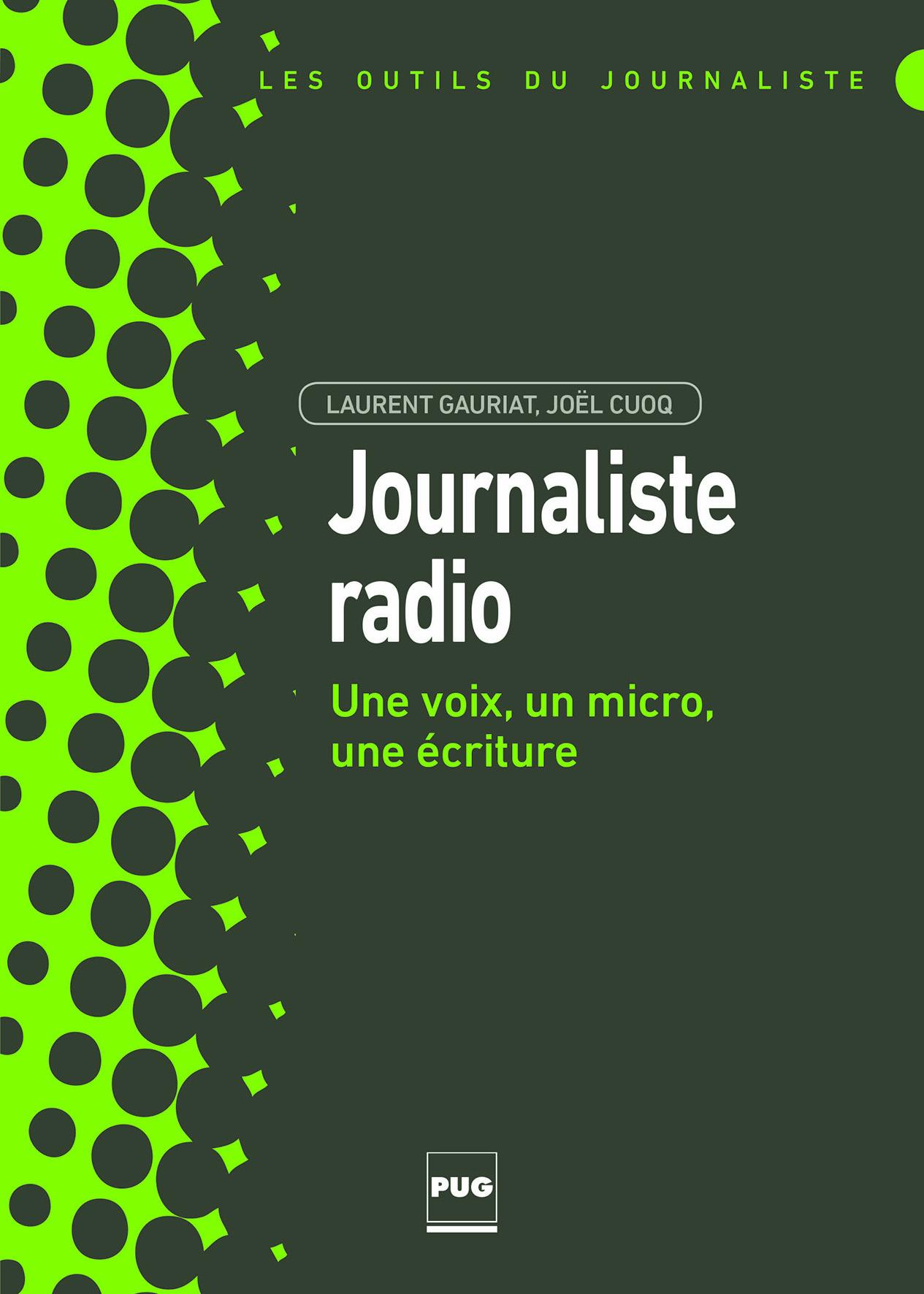 Journalistes radio : voilà le livre qu'il vous faut
