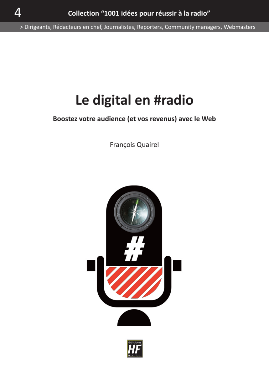 Le digital en #radio ou comment booster votre audience