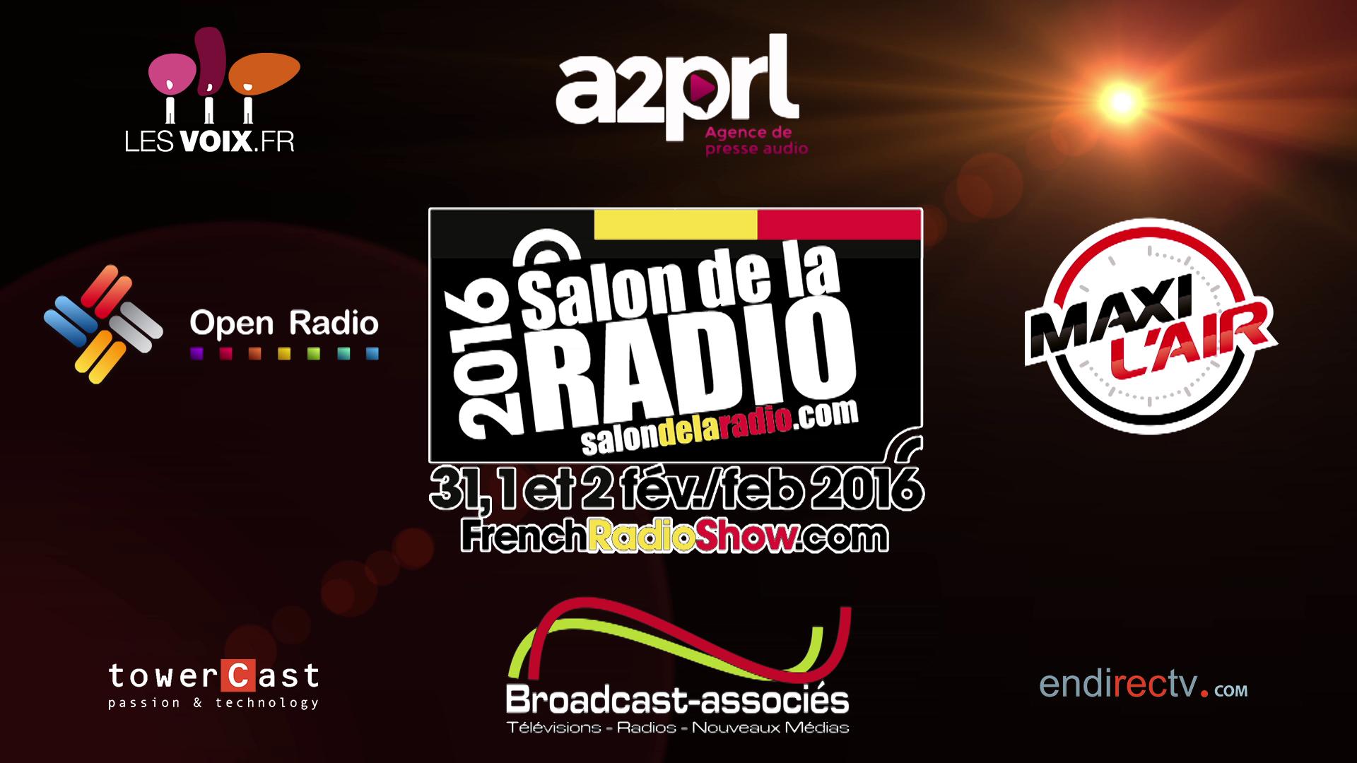 "#SalonRadio : ""La Radio"" diffusée exceptionnellement sur la RNT"