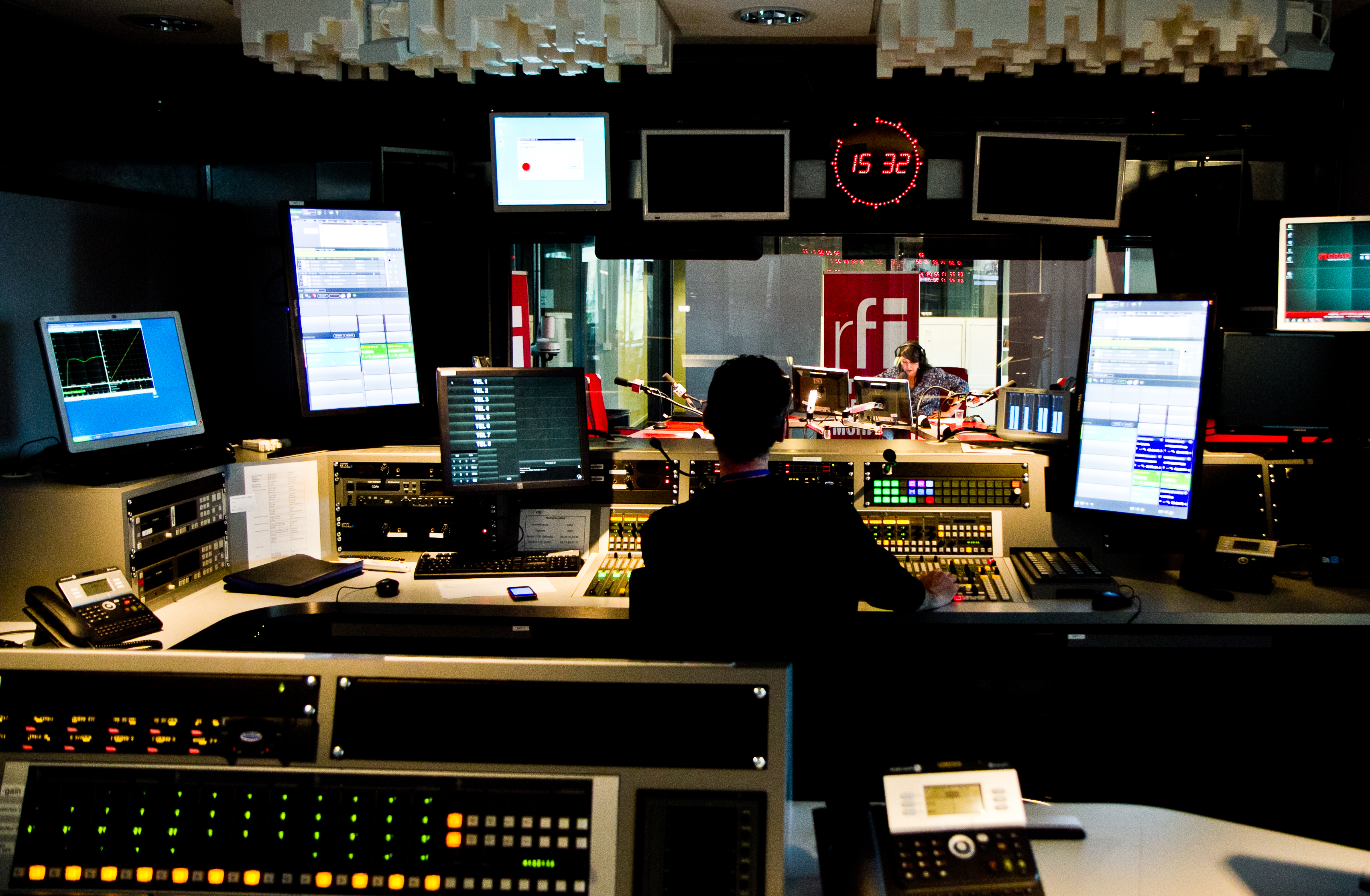 RFI : audience en hausse en Ile-de-France