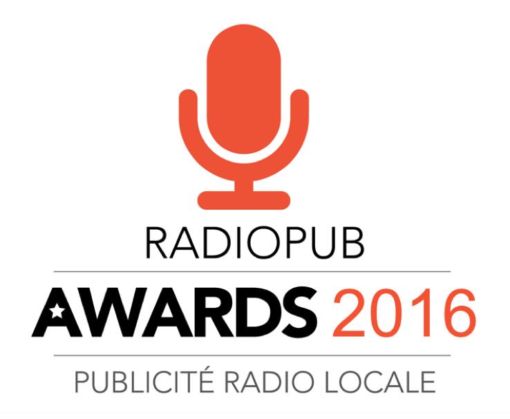 Découvrez le palmarès des 3e Radiopub Awards