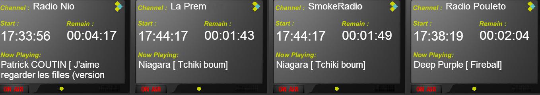 NETIA AirPlayList 2.0 Monitoring