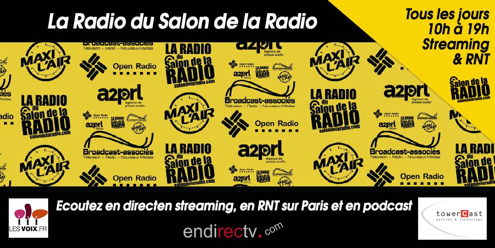 Salon de la Radio : les temps forts