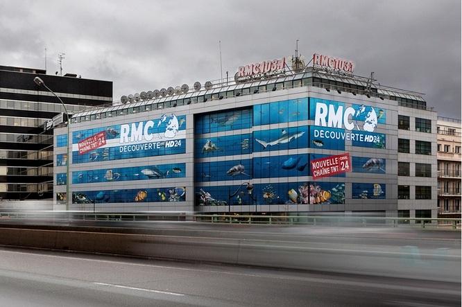RMC et les autres chaînes NextRadioTV sont à l'étroit dans leur bâtiment du XVème arrondissement