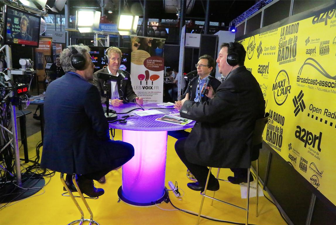 Événement dans l'événement, La Radio du Salon de la Radio a, cette année encore, catalysé l'attention des visiteurs