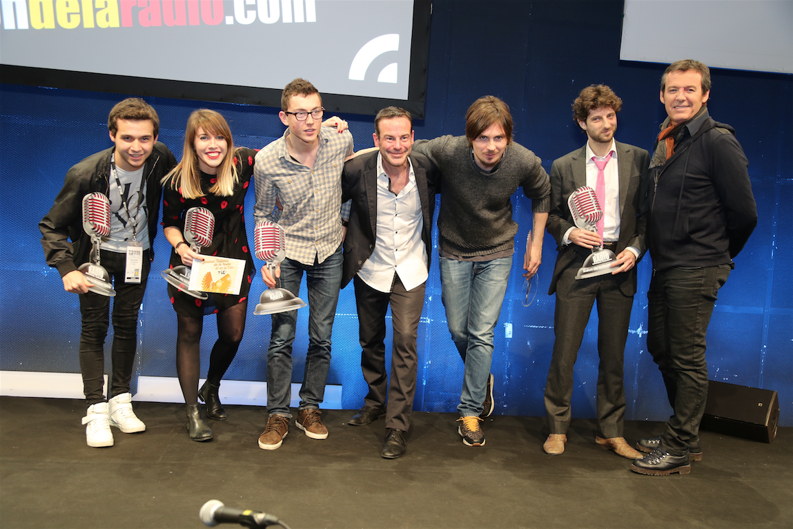 Rémi Castillo et son équipe ont produit une nouvelle édition des Jeunes Talents de la Radio et de la Télévision dont le jury était présidé par Jean-Luc Reichmann