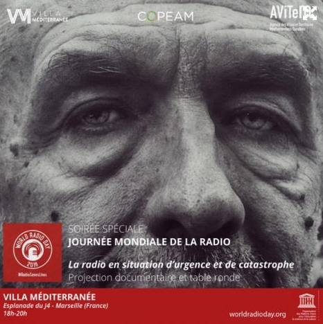 #WRD2016 : conférence à la Villa Méditerranée