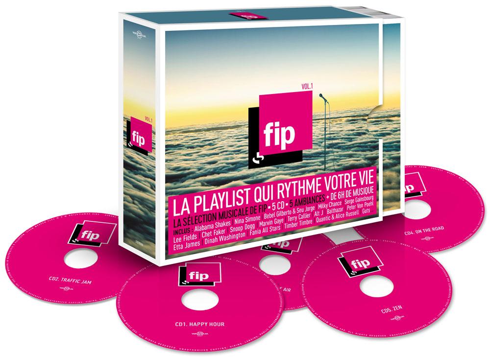 6 heures de musique compilées par Fip