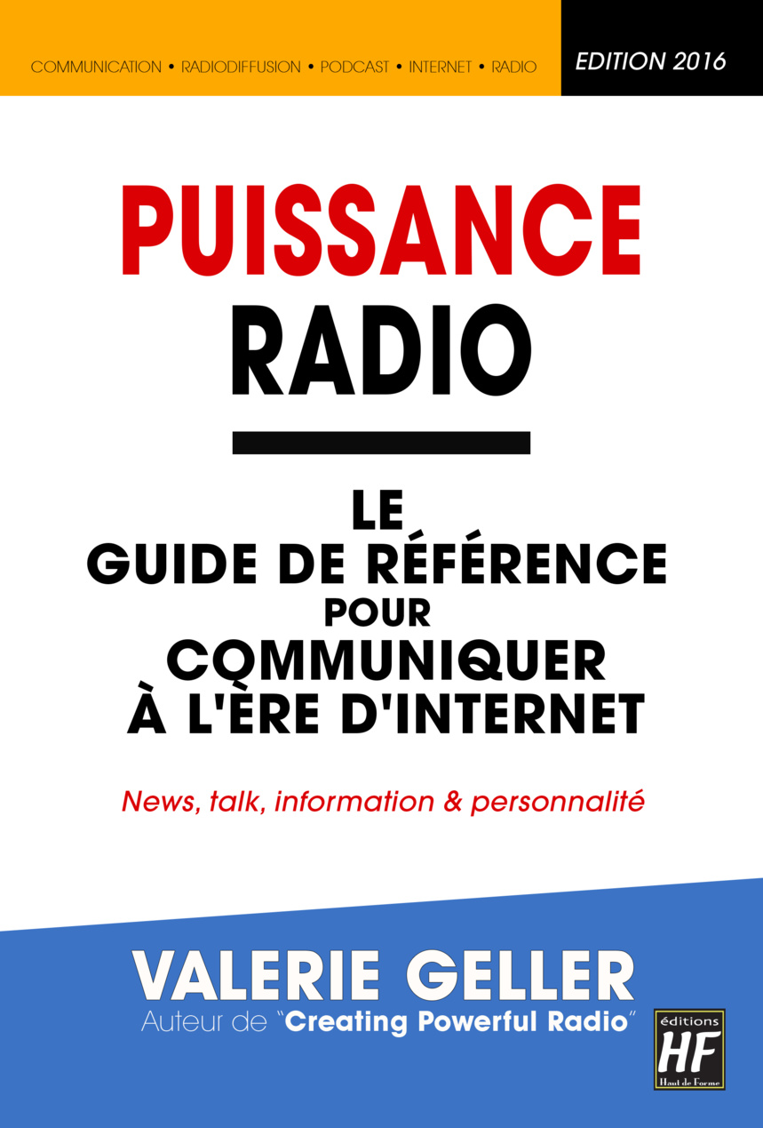 """Parution en français de """"Beyond Powerful Radio"""""""