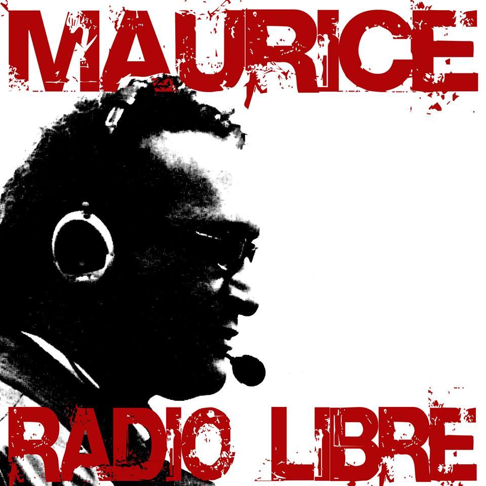 Maurice à la barre