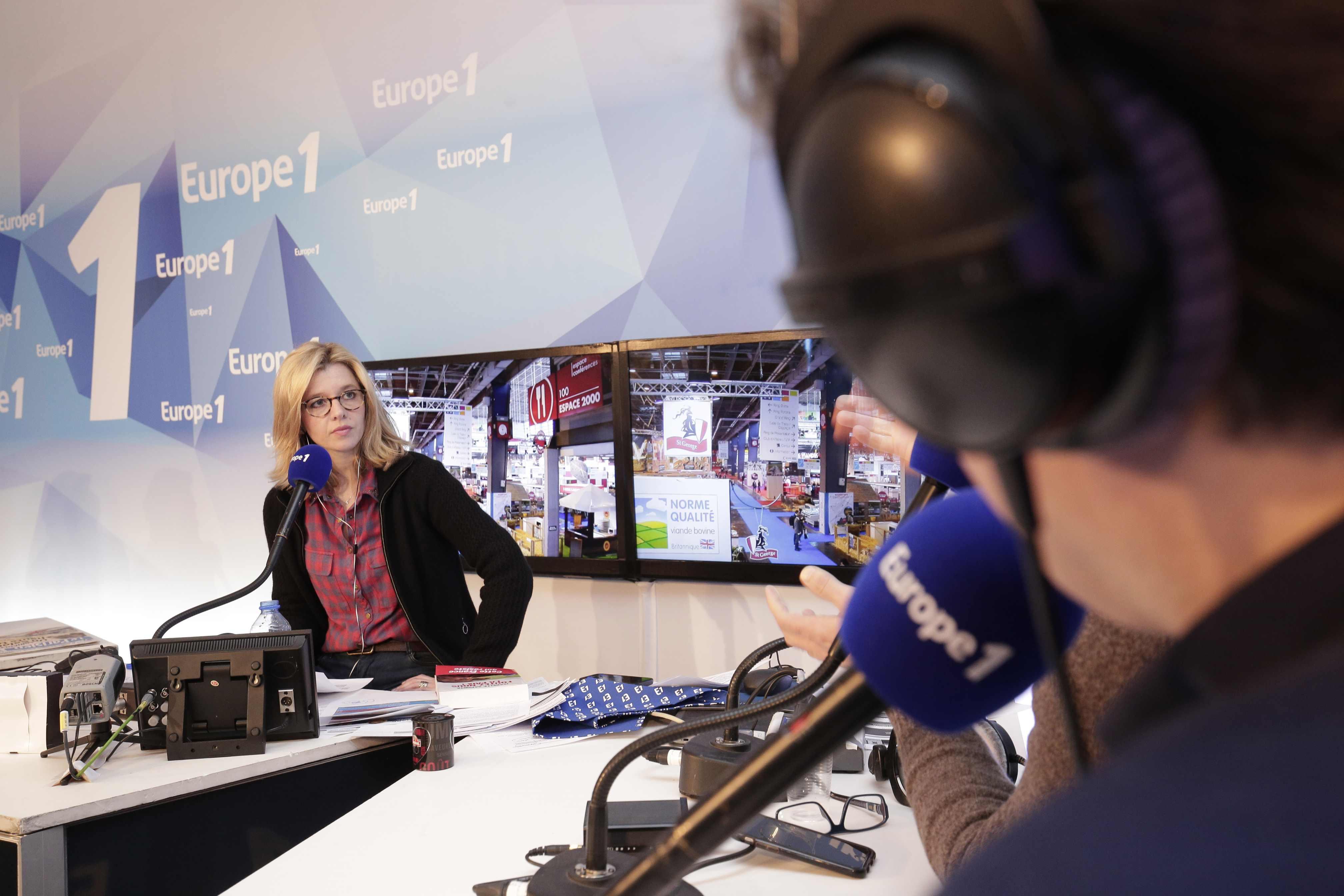 Wendy Bouchard : l'une des personnalités d'Europe 1 présente au Salon de l'agriculture © Christophe Meires Capa