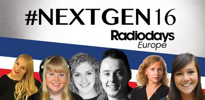 #NextGen16 : une opération soutenue l'UER (Union Européenne de Radio-Télévision),  le studio ReelWorld et la Swedish Radio