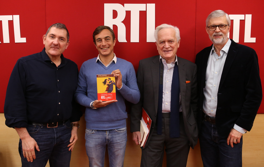 RTL a décerné son Grand Prix RTL-Lire 2016