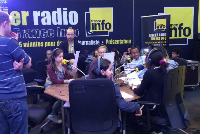 Franc succès pour Radio France au Salon Livre Paris