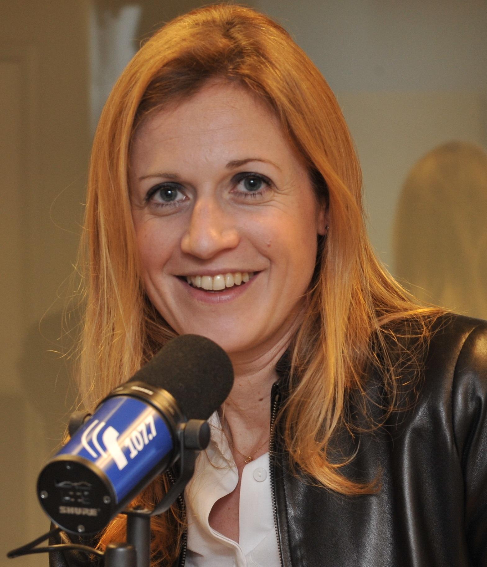 Vanessa Monsenergue dirige la station depuis son lancement © Radio Vinci Autoroutes