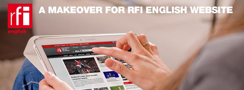 Deux rédactions de RFI lancent leurs nouveaux sites
