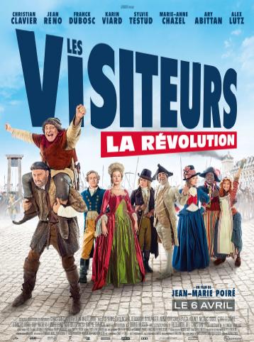 """Journée spéciale """"Les Visiteurs"""" sur RTL"""