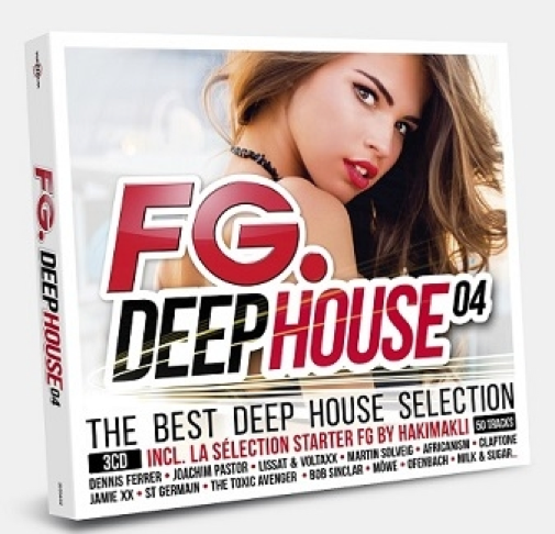 "Radio FG : 4e édition de la compilation ""FG Deep House"""