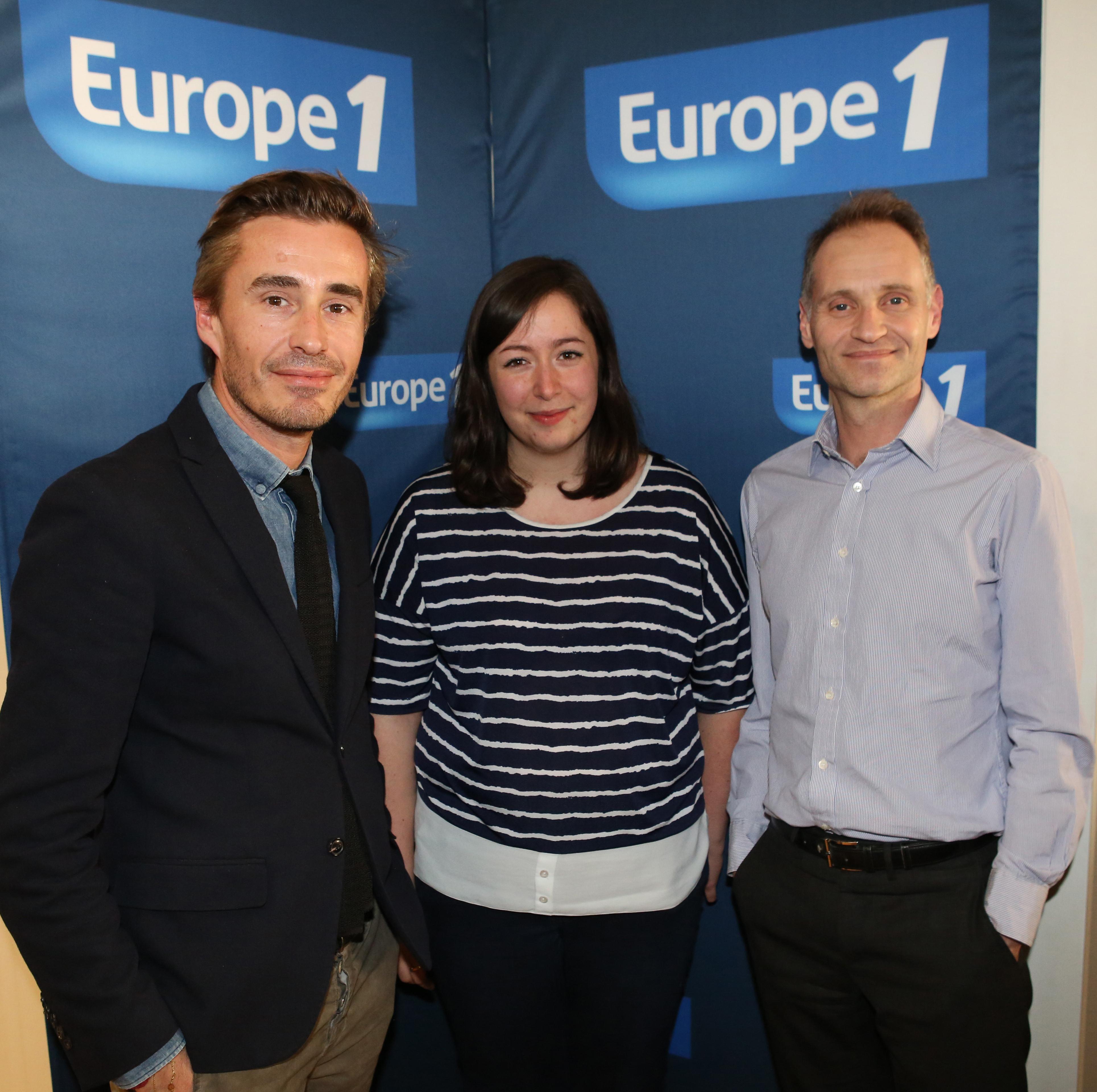 Shanel Petit, lauréaté 2016 de la Bourse Lauga Delmas d'Europe 1