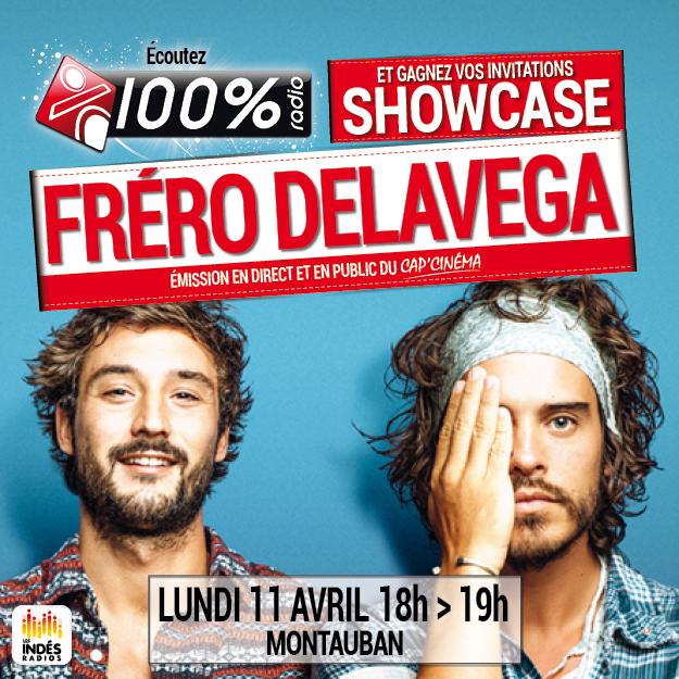100% s' installe à Montauban avec Frero Delavega