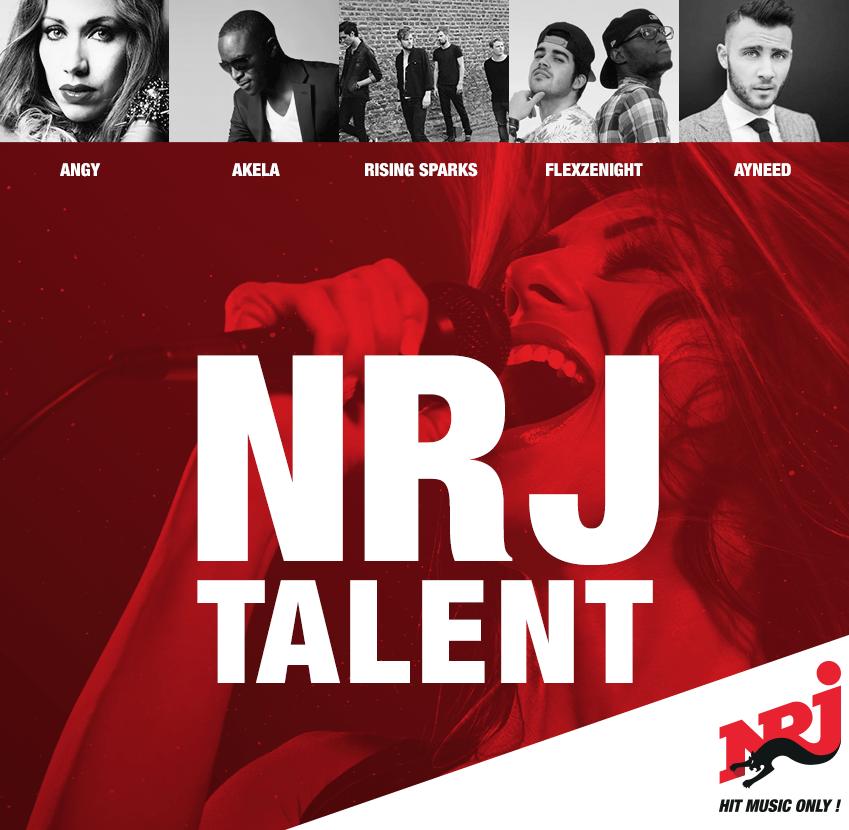 """C'est la finale de """"NRJ Talent 2016"""""""