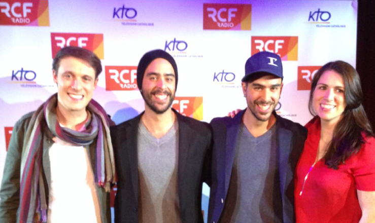 Un concert sur RCF retransmis sur KTO