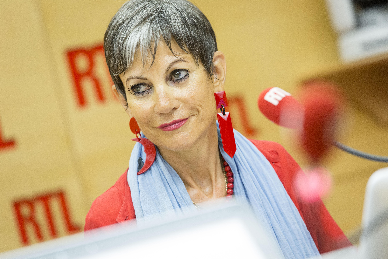 Isabelle Morini-Bosc dévoile les coulisses du petit écran le matin sur RTL / Romain BOE / SIPA Press pour RTL