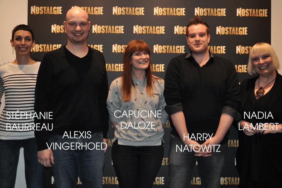 Casting Nostalgie : les finalistes à la matinale