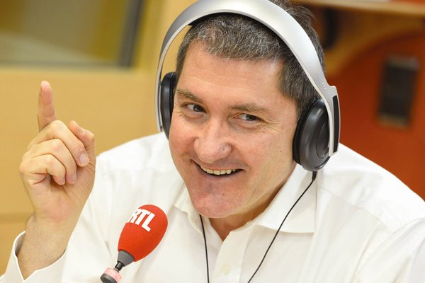 Yves Calvi anime le 7h/9h sur RTL / Photo RTL