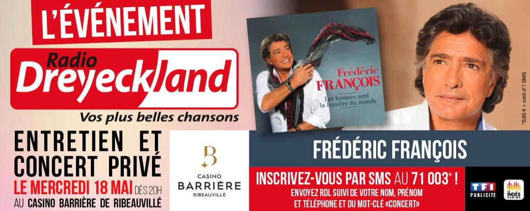 Frédéric François sur Radio Dreyeckland